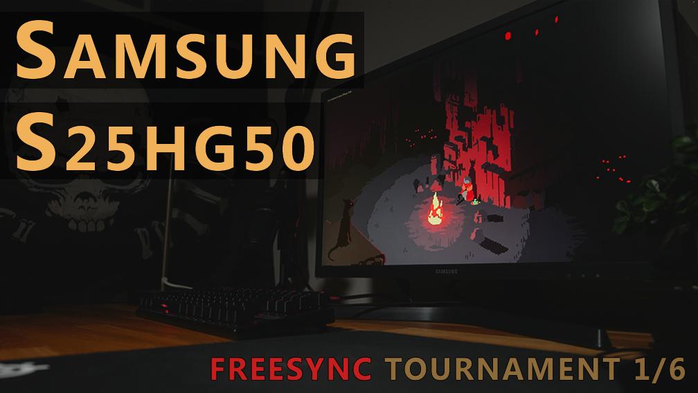 Lim's Cave Review über den Monitor Samsung S25HG50 K2KjA